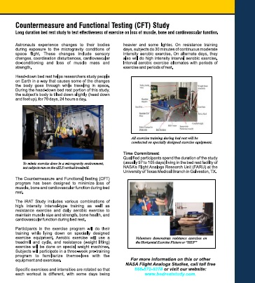 CFT Fact Sheet
