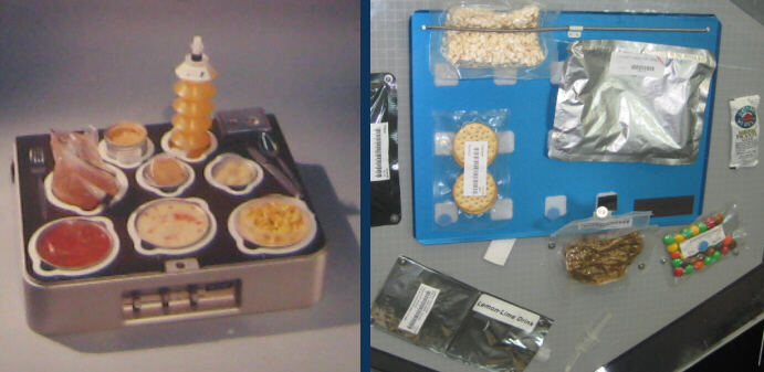 space shuttle food - photo #13
